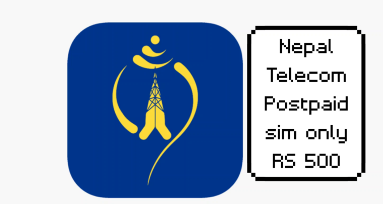 Nepal telecom Postpaid SIM Now More Cheaper: RS 500