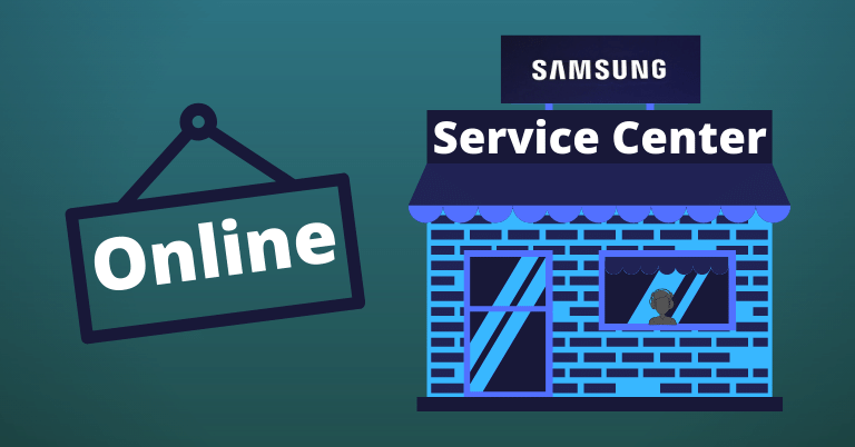 Samsung Nepal comes with an online token system for its service centers