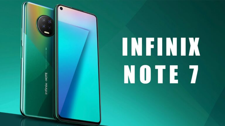 Infinix Note 7 with Helio G70 and Circular Quad Camera Launched in Nepal
