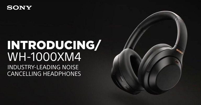 Sony WH-1000XM4 Noise-Canceling Headphones launching soon in Nepal