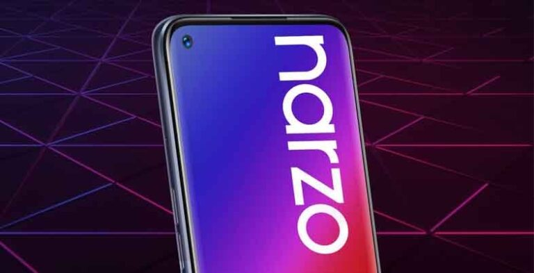 Realme announces Narzo 20 series; will not launch in Nepal