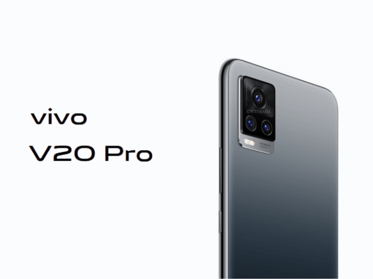 Vivo V20 Pro with Dual Selfie Cameras Nearing Launch in Nepal